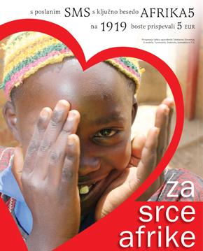 Za srce Afrike