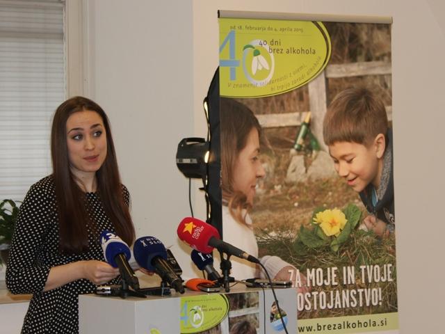 tiskovna konferenca 2015- Sonja Gerič Bevec_