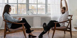 Razgovor z brezposelno osebo
